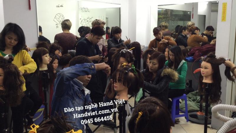 Top 8 Học Viện – Trung tâm đào tạo nghề tóc uy tín nhất tại Hà Nội