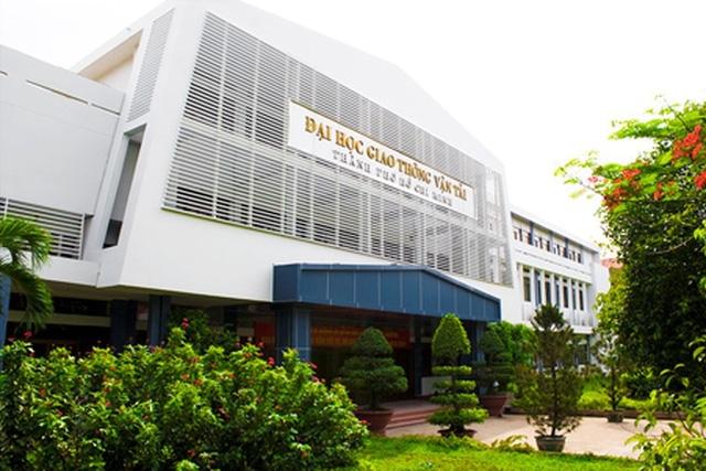 Trường đại học giao thông vận tải TP.HCM