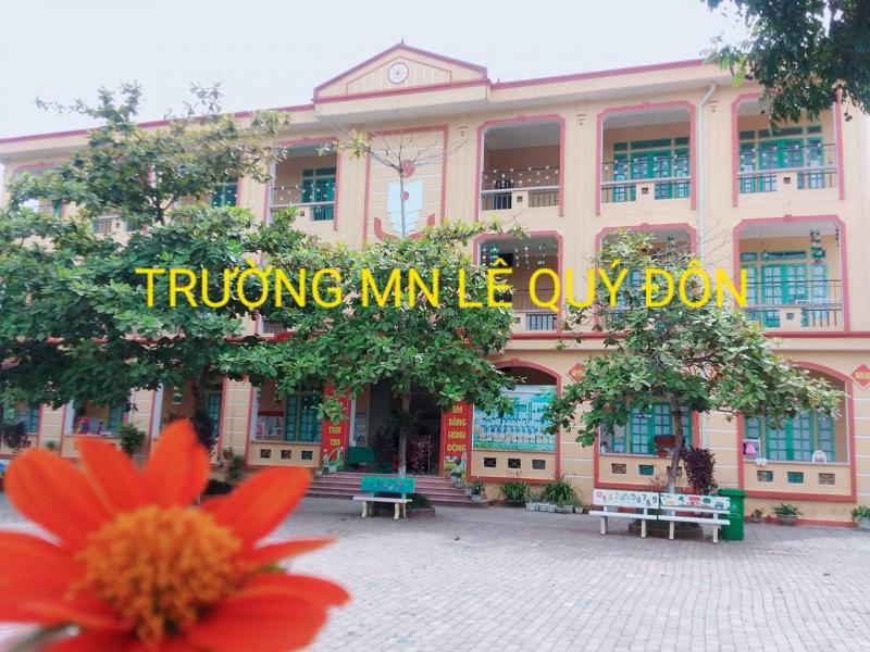 Trường mầm non Lê Quý Đôn - Yên Ninh