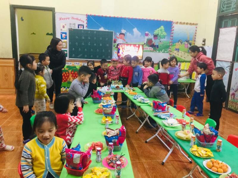 Trường Mầm Non Minh Huệ