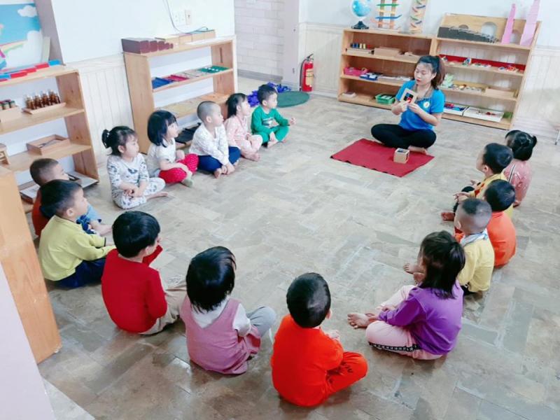 Trường mầm non Montessori Vinh