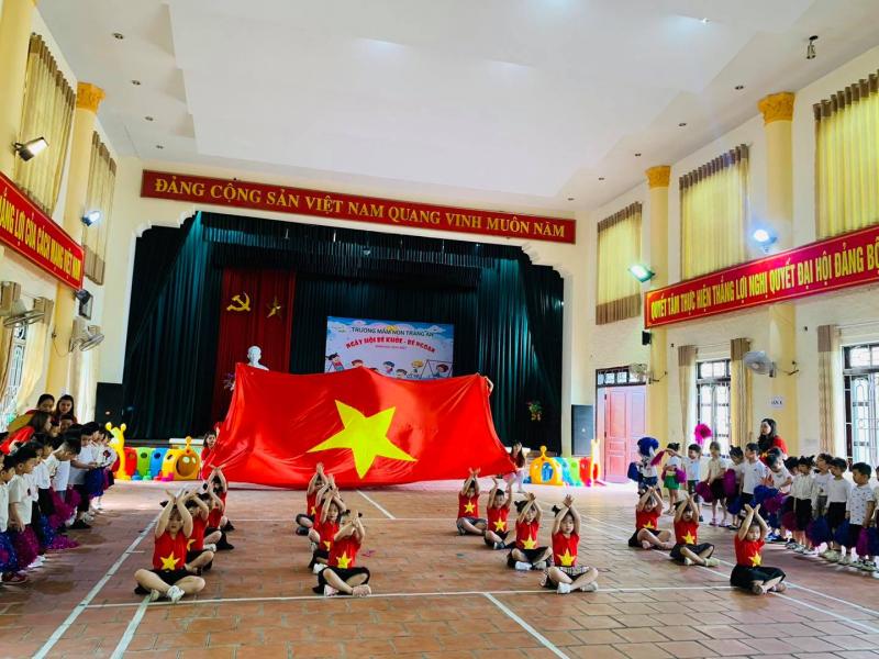 Top 5 Trường mầm non tốt nhất tại tỉnh Ninh Bình