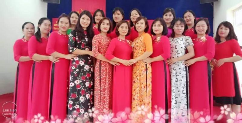 Trường Mầm Non Yên Thịnh