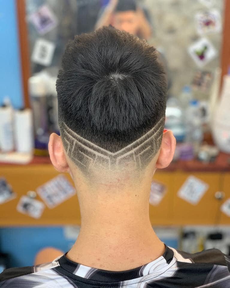 Tú Gầy Barbershop