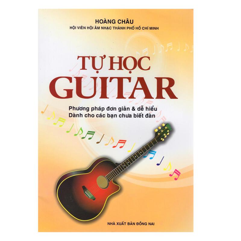 Top 10 Cuốn sách dạy guitar cơ bản, dễ hiểu nhất cho người mới bắt đầu