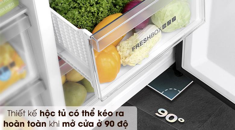 Tủ lạnh Aqua Inverter 541 lít AQR-S541XA(BL)