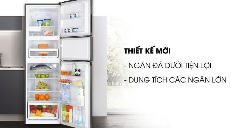 Tủ lạnh Inverter 3 cửa 337 lít EME3700H-A