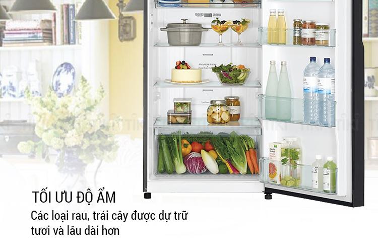 Tủ Lạnh Inverter Hitachi R-FG510PGV8-GBK