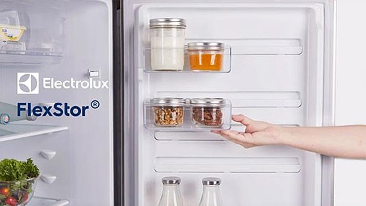 Tủ lạnh NutriFresh® Inverter ngăn đá trên 350 lít ETB3700H-A