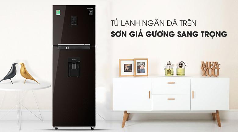 Tủ lạnh Samsung Inverter 319 lít RT32K5932BY/SV