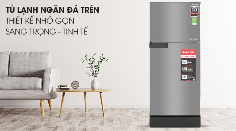 Top 6 Tủ lạnh tốt nhất giá dưới 5 triệu