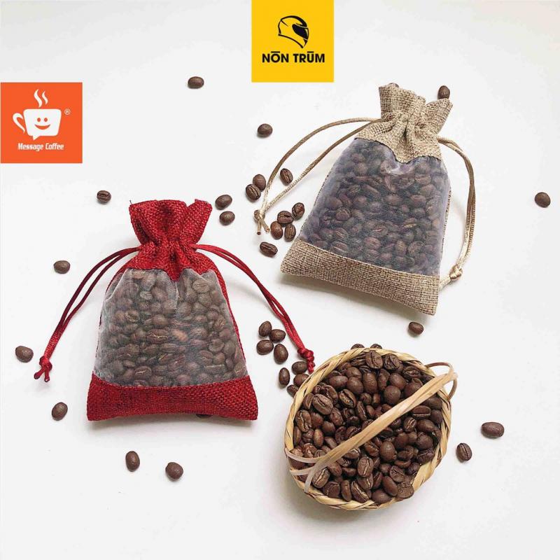 Túi cà phê khử mùi Message Coffee