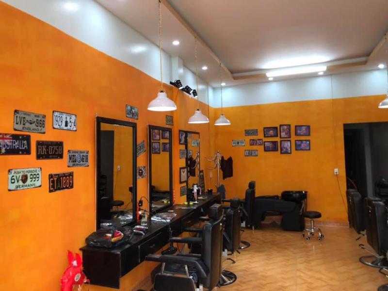 Tyno Barber Shop