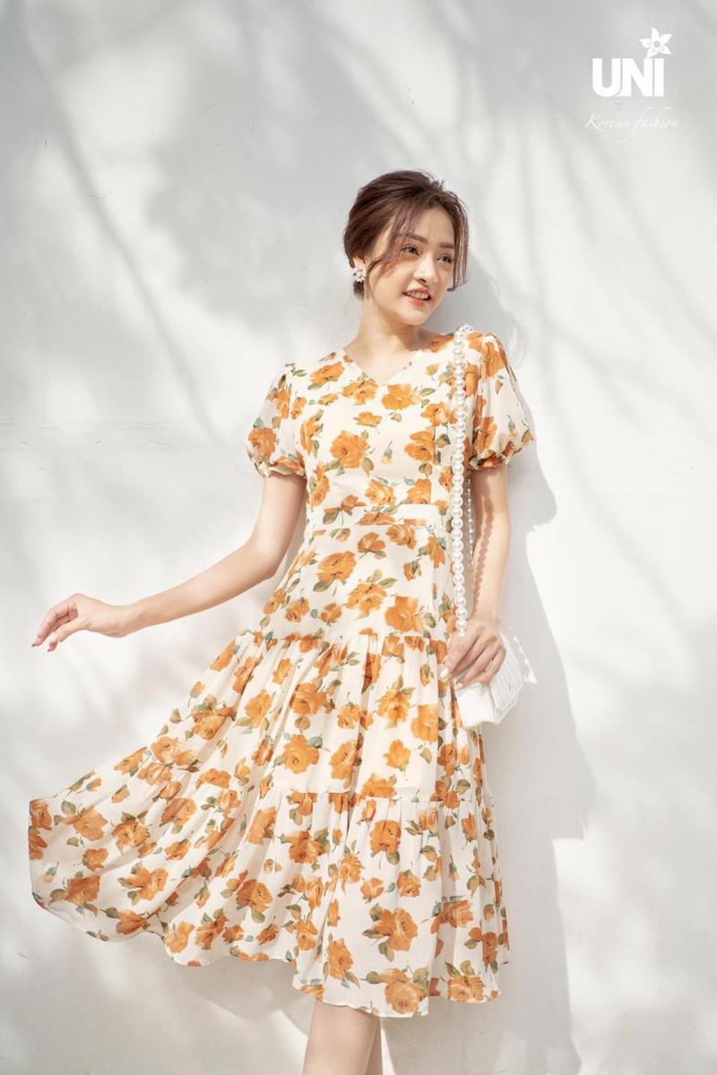 Top 8 Shop bán váy đầm đẹp nhất ở Thái Bình