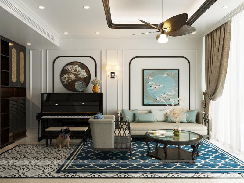 V-Home: Đơn vị thiết kế và thi công nội ngoại thất uy tín