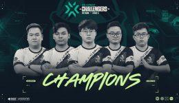 Valorant: Lịch thi đấu VCT Vietnam Stage 3 Challengers 2 mới nhất