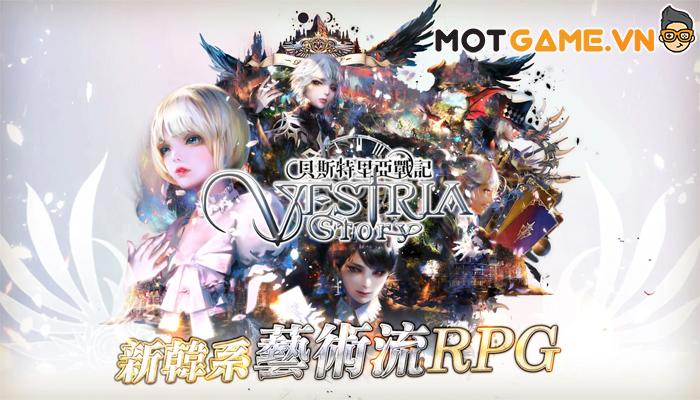 Vestria Story – Tựa game MMORPG sở hữu cốt truyện và đồ họa đỉnh cao