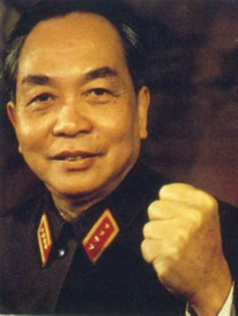 Vị tướng duy nhất đánh toàn thắng đế quốc Nhật Bản, quân đội Pháp, Mỹ và Trung Quốc