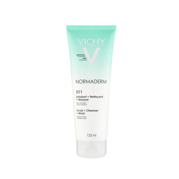 Vichy Normaderm 3in1 Scrub