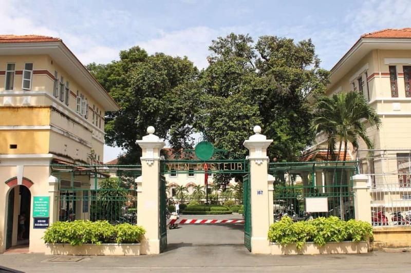 Viện Pasteur TP. Hồ Chí Minh