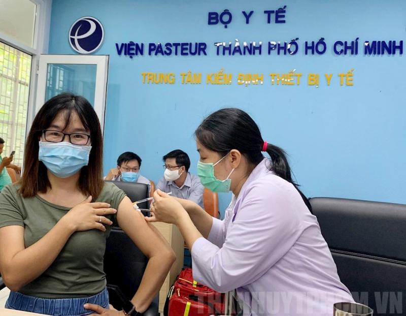 Viện Pasteur Thành Phố Hồ Chí Minh