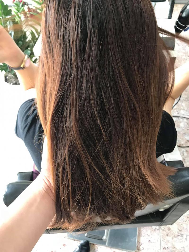 Viện tóc Cương stylist