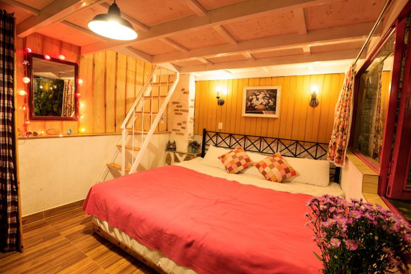 Villa Hoa Đá-Homestay Đà Lạt