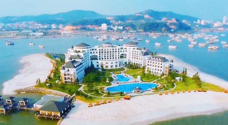 Top 10 Khách sạn tốt nhất Vịnh Hạ Long, Quảng Ninh
