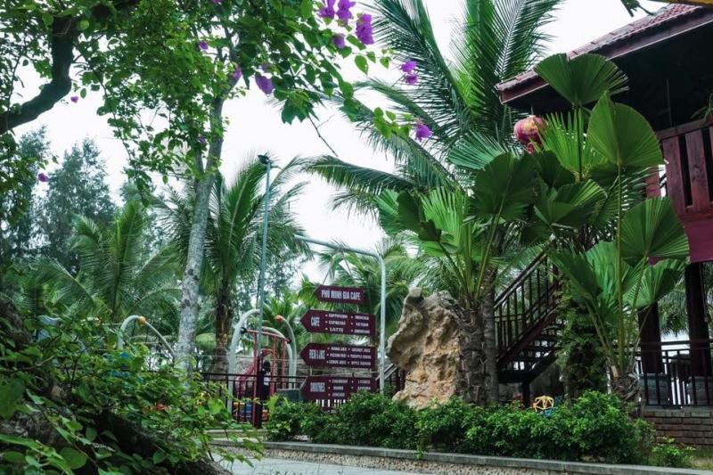 Khu Nghỉ Dưỡng Phú Minh Gia