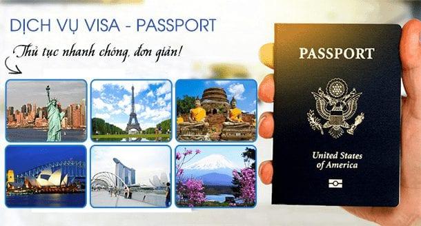 Top 4 Dịch vụ làm visa nhanh và uy tín nhất tại Đà Nẵng hiện nay