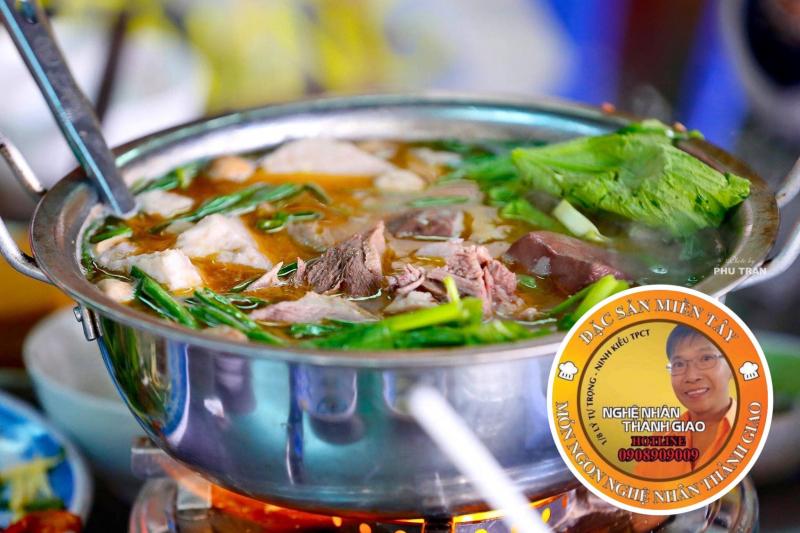 Top 8 địa điểm ăn uống nổi tiếng Cần Thơ