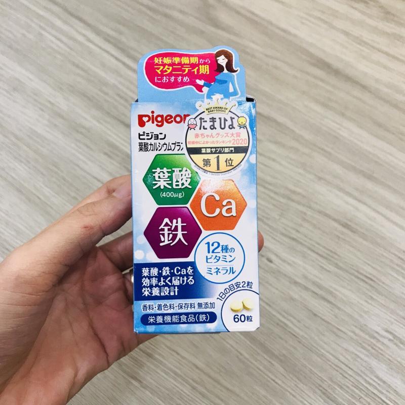 Top 6 Vitamin tổng hợp cho bà bầu của Nhật Bản