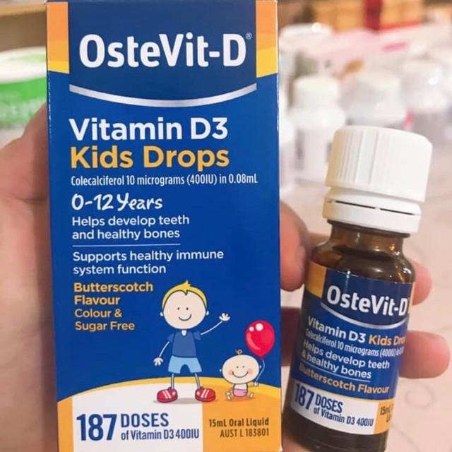 Vitamin D3 Ostevit
