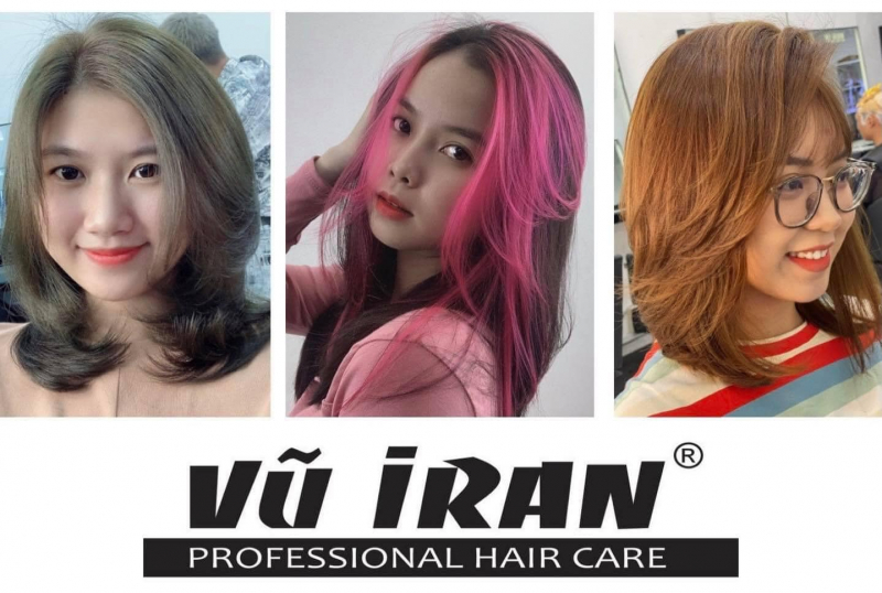 VŨ IRAN Hair Salon & Academy