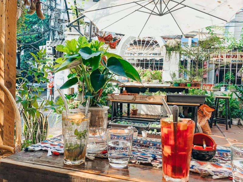 Vườn Xinh Coffee