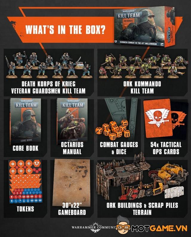 Warhammer 40K: Kill Team trở lại với nhiều thay đổi mới