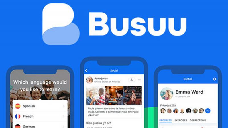 Website: Busuu