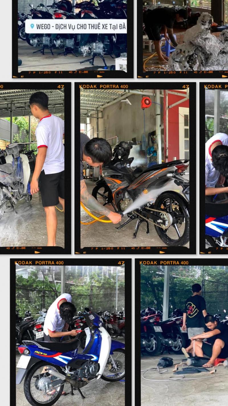 Top 6 Dịch vụ thuê xe máy uy tín nhất TP. Đà Lạt, Lâm Đồng