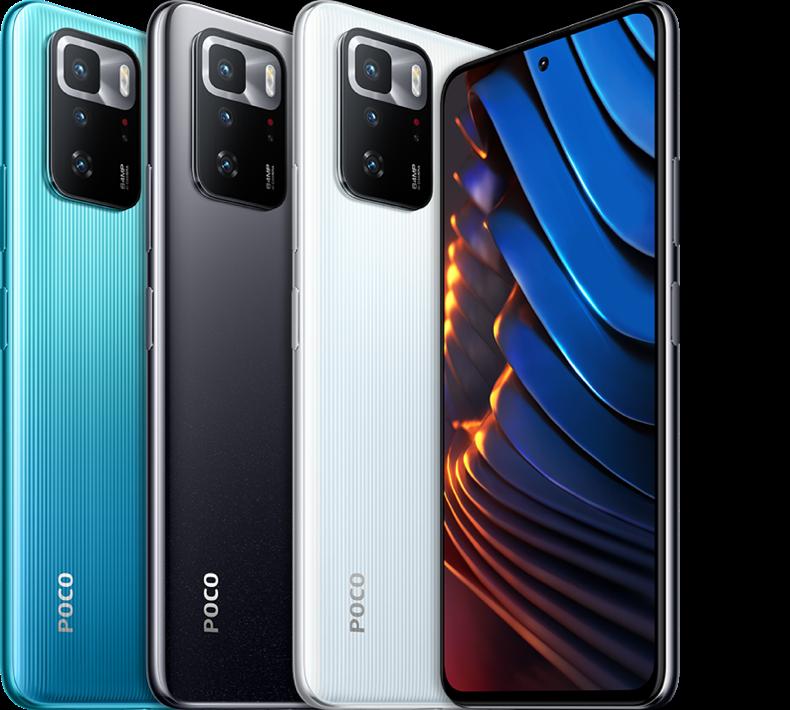 Điện thoại game mạnh POCO X3 GT ra mắt thị trường Việt Nam