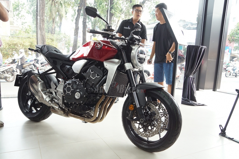 Xe máy Honda Quốc Tiến – Hà Giang Môtô