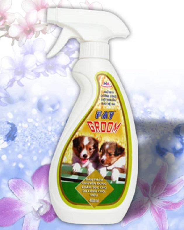 Xịt khử mùi cao cấp Fay Groom 350ml