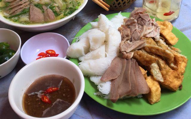 Xôi, Bún Đậu & Bún Bung - Phan Phù Tiên