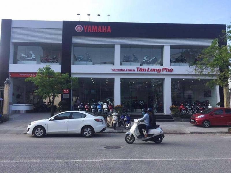 Yamaha Town Tân Long Phú