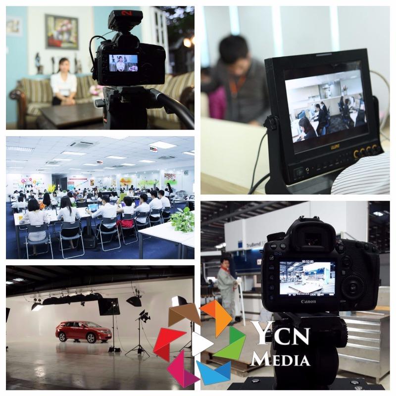 Top 5 Công ty làm phim quảng cáo TVC doanh nghiệp ở Hà Nội