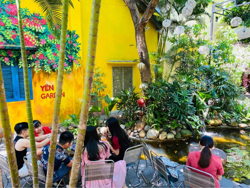 Yên Garden Cafe