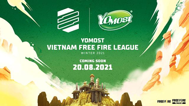 Free Fire: Yomost VFL Winter 2021 có tổng giá trị giải thưởng hơn 4 tỉ đồng