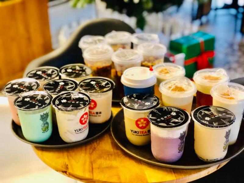 Top 6 Quán trà sữa nổi tiếng nhất thành phố Thái Bình