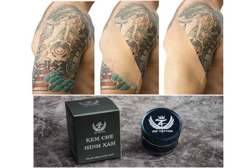 Zip Tattoo