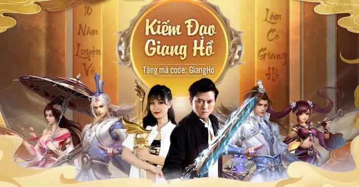 Siêu phẩm game Kiếm Đạo Giang Hồ VTC chính thức ra mắt ngày hôm nay