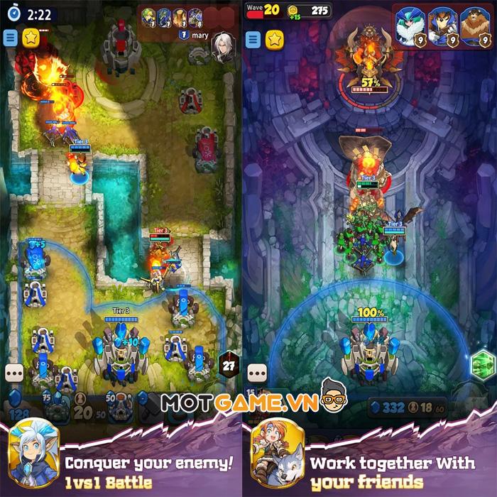 Castle Craft – World War – Tựa game đòi hỏi tư duy chiến thuật đỉnh cao